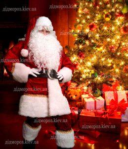 Заказ Санта Клауса Киев